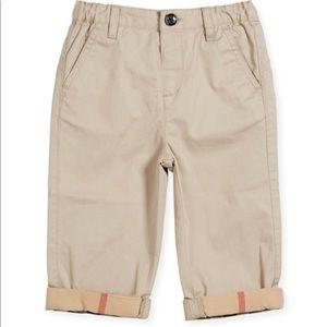 Burberry Ricky Cotton Pants